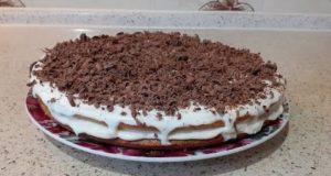 Рецепт торта кугель старинный