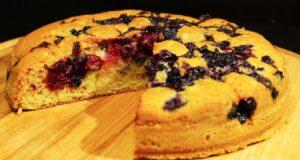 Влажный пирог Просто и вкусно