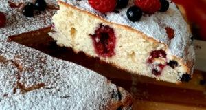 Вкусный летний пирог