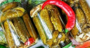 Маринад Купеческий для овощей без стерилизации