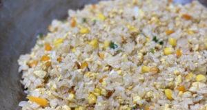 Жареный рис по Яньтайски