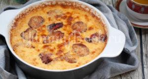 Тосканский рисовый пудинг