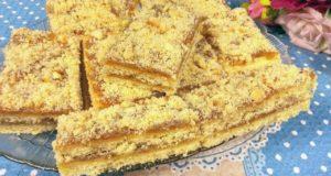 Пирожное из детства Золотая осень
