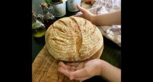 Хлеб без закваски и хлебопечки