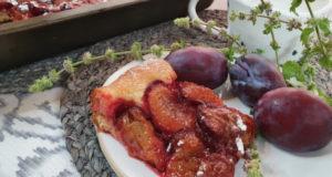 Австрийский сливовый пирог