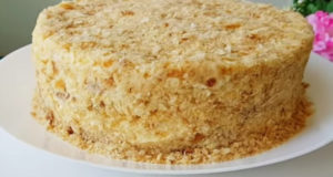 Торт Наполеон за 30 минут