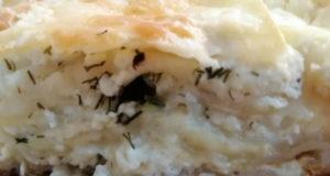 Пирог из лаваша с сыра