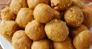 Конфеты из печенья, грецких орешков и сгущенки