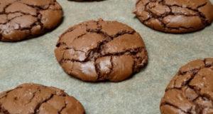 """Шоколадное печенье """"Брауни"""""""