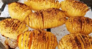 Вкусный и красивый картофель на гарнир