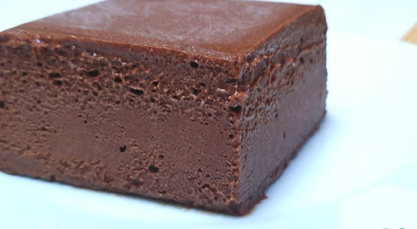 Бананово шоколадный десерт