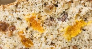 ПП овсяной десертный хлеб